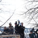 Here's how to listen to the Philadelphia Police scanner during Eagles parade