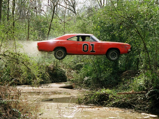 confederate flag gets dukes of hazzard yanked