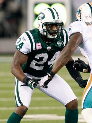 Cornerback Darrelle Revis is headed back to the Jets on a five-year, $70 million contract.
