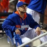 Mets third baseman David Wright hit just .269 and had only eight home runs in 2014.
