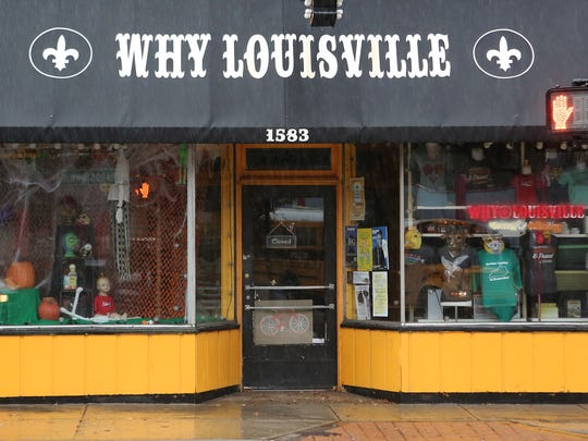 Why Louisville store on Bardstown Rd.November 18, 2015