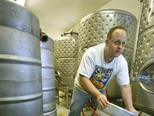 Hoffman was a home brewer for 10 years, owned a home-brew supply store and was a consultant for Gold Coast Brewing Company before he started Climax Brewing Company almost 20 years ago.