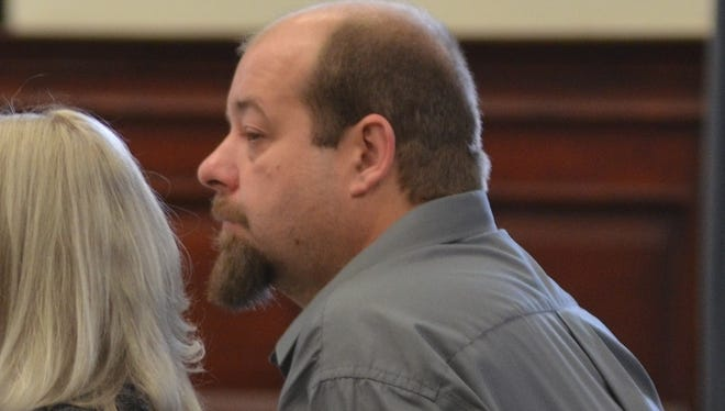 Roy Scott was convicted Monday of negligent homicide in the death of his wife Stephanie Wells.