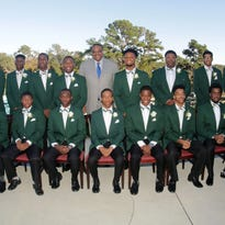 Tallahassee Links celebrate young men at annual Beautillion Green Coat Ceremony