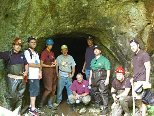 Dan Lopez, abandoned mines