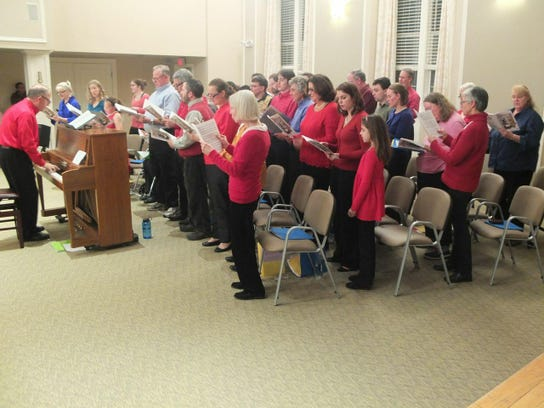 Singing Songbirds Christmas