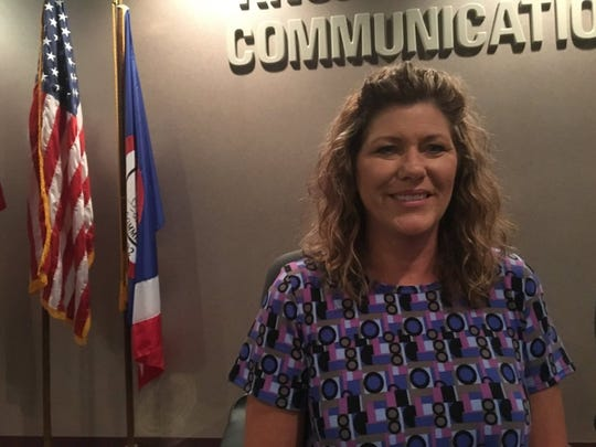 Melissa Boone, standards and compliance officer for Knox County E-911 Center, hired Tiffany Russell as a call processor and the two developed a mother-daughter relationship.