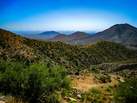 Scottsdale's Gold Hill mine