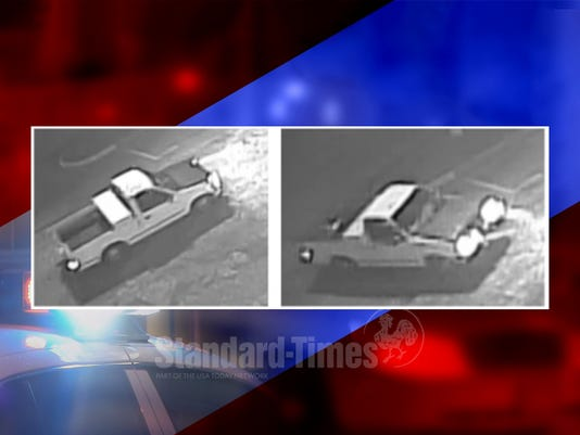 Suspect Vehicle 03-27-18