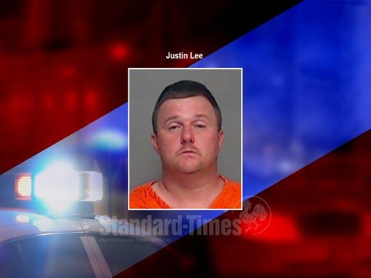 Mug shot of Justin Lee