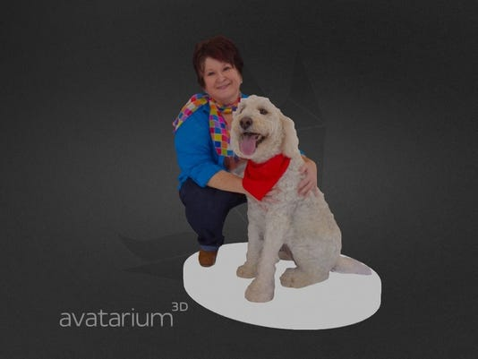 Avatarium 3D specializes in personal figurines