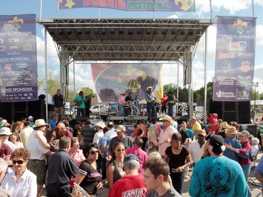Festival-goers can again dance to the music of Geno Delafose and French Rockin' Boogie.