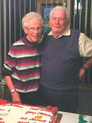 Ron and Marilyn Whiteley celebrated their 60th wedding anniversary Dec. 10, 2016 with an open house.