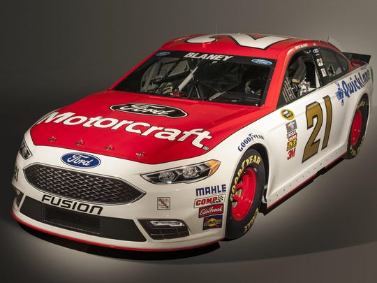 Wood Brothers will field the No. 21 Ford Fusion this season as the team returns to full-time Sprint Cup racing for the first time since 2009.