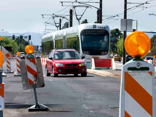 Light rail expansion in West Valley