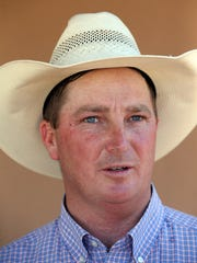 Race horse trainer Greg Green will likely have a horse