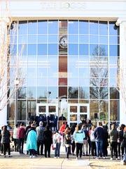 Union University celebrated the legacy of Dr. Martin
