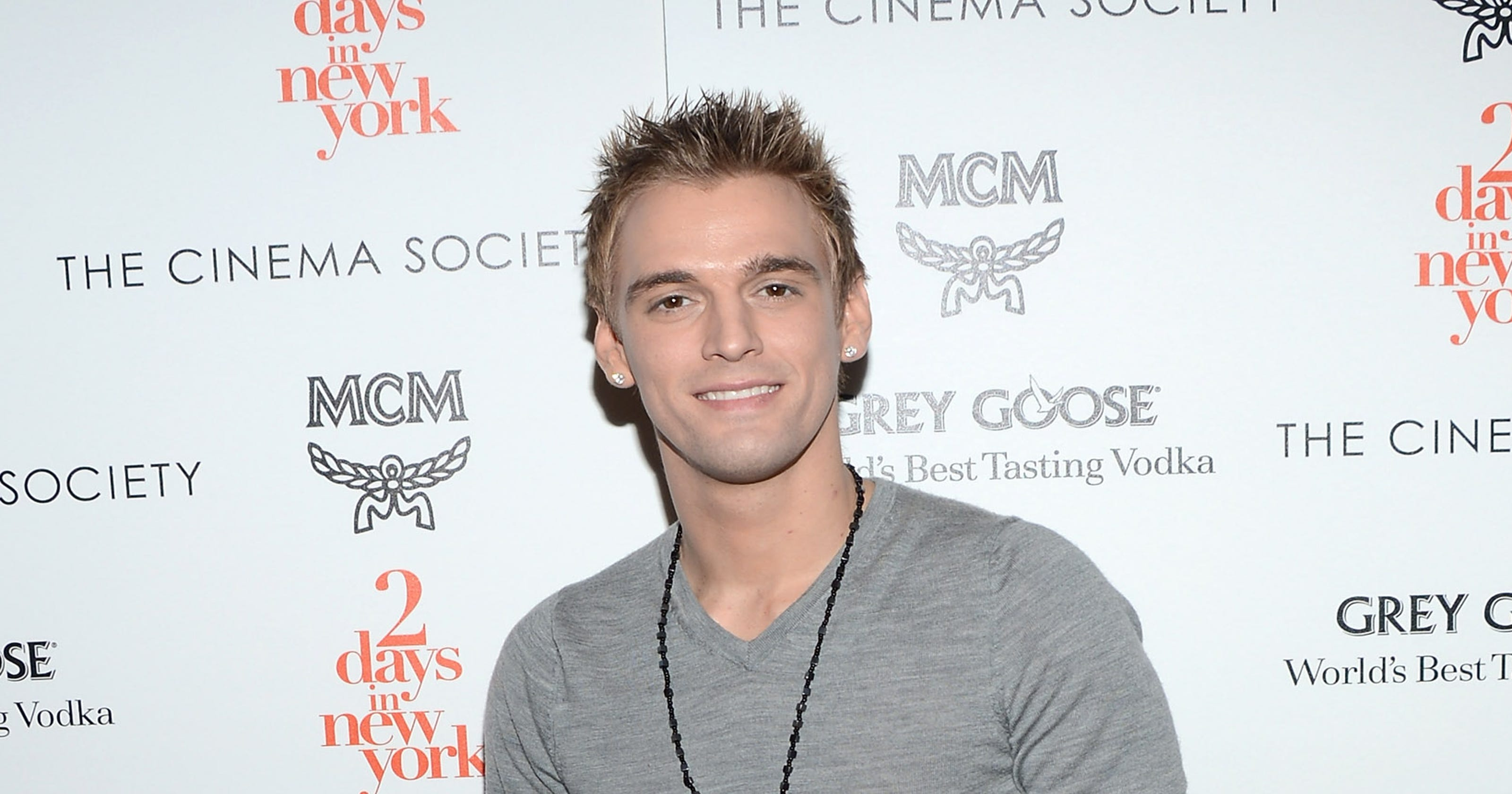 Aaron Carter To Perform In Asbury Park And Teaneck In January 2015