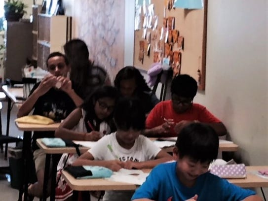 Students learn in individualized programs.