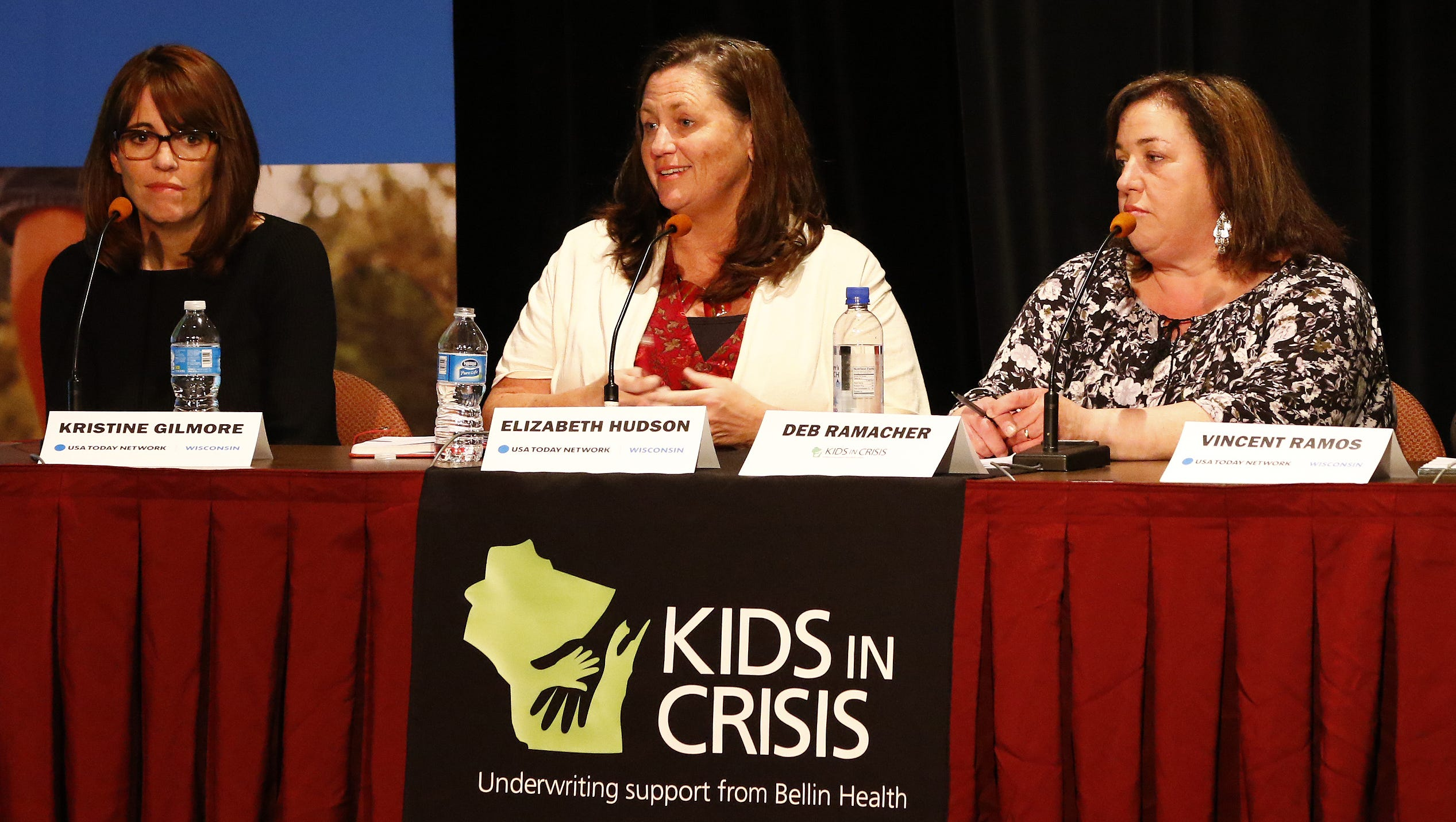 Kids in Crisis town hall: Wausau: Wausau: April 4