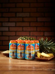 Mr. Pineapple is a popular summer wheat beer at SanTan