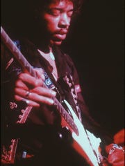 Jimi Hendrix is one of the 20th century's most influential