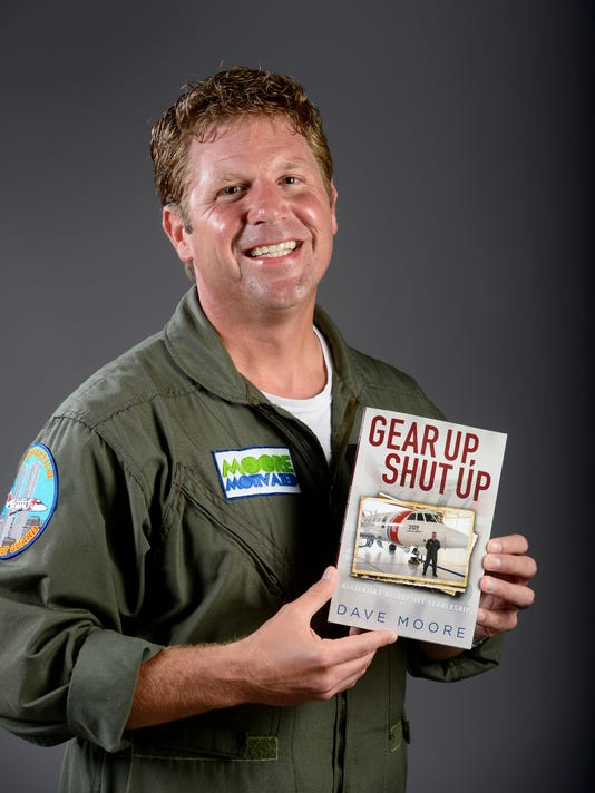 Dave Moore new book Gear Up Shut Up