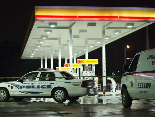 Mass shootings in Lee County.