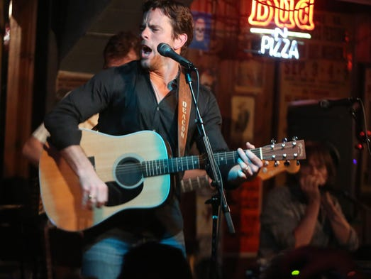 Charles Esten performs at the Station Inn July 5, 2014.