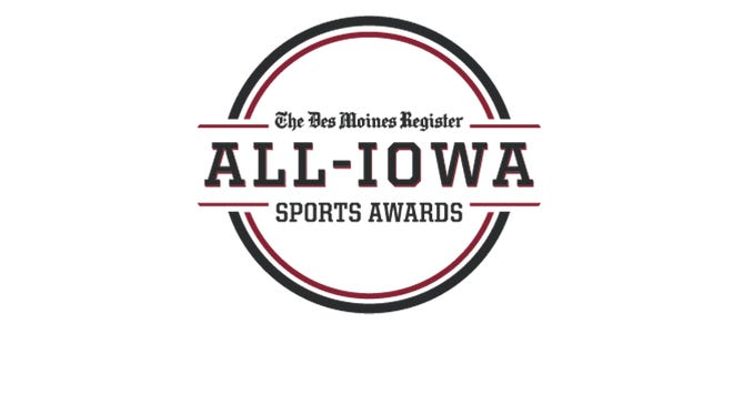 The Des Moines Register's All-Iowa Sports Awards.