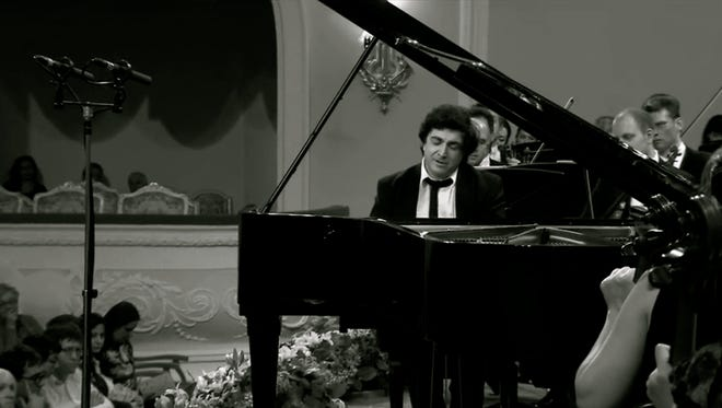 Renowned pianist Sergei Babayan will perform in Willamette University's Grace Goudy Distinguished Artists Series at 7:30 p.m. March 31 at Willamette University's Hudson Concert Hall.