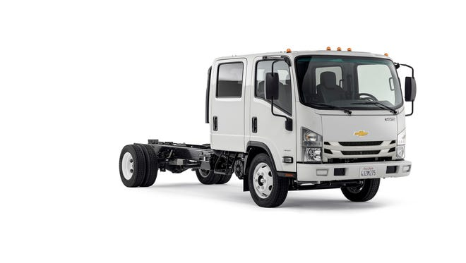 In 2016, Chevrolet will re-enter the low cab forward market with six new models – Chevrolet 3500, 3500HD, 4500, 4500HD, 5500 and 5500 HD.
