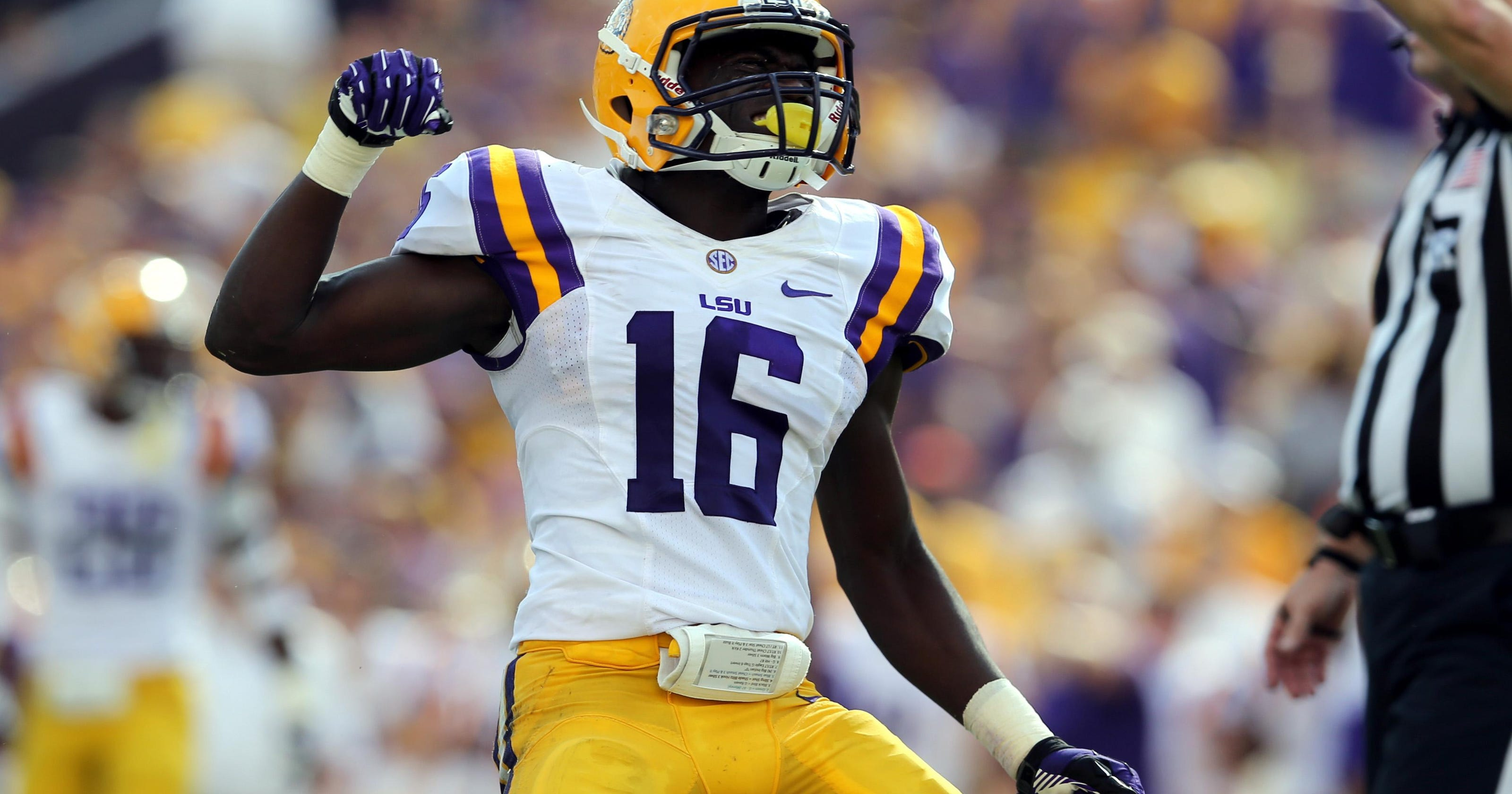 LSU s Tre Davious White to wear No. 18 ac838a16b