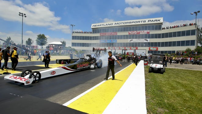 The 2021 Menards NHRA Heartland Nationals are scheduled for Aug. 13-15, the 14th of 22 races on the NHRA Camping World Drag Racing Series schedule.