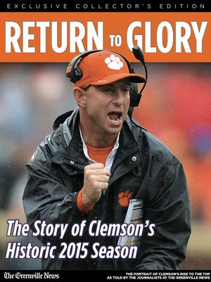 Return to Glory goes on sale today.
