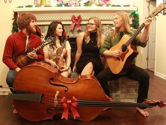 Nashville, Tennessee,-based quartet The Barefoot Movement
