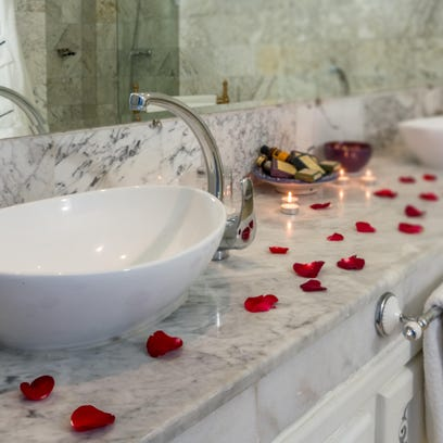Say 'I love you' this Valentine's Day with a bathroom upgrade