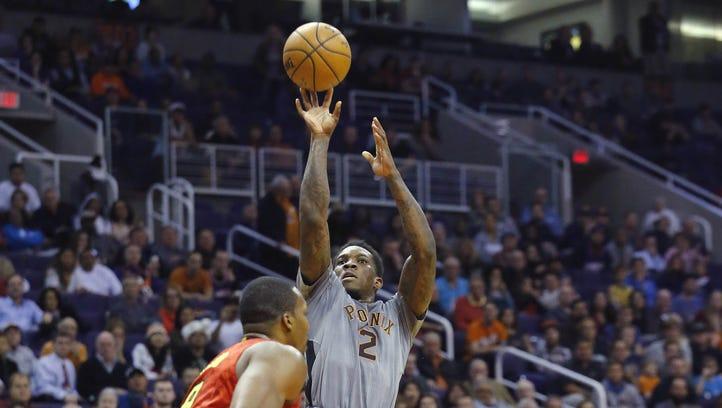 Phoenix Suns' Eric Bledsoe finds stride, 3-point shot