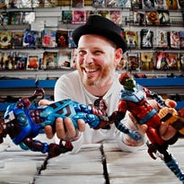 Corey Taylor is Iowa's biggest geek. Here's the proof.