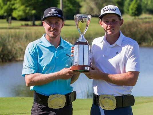 USP PGA: ZURICH CLASSIC OF NEW ORLEANS - PLAYOFF S GLF USA LA