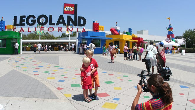 Legoland California Resort, just north of San Diego in Carlsbad, is great fun — even for toddlers, our kids reporter discovered.