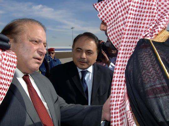 SAUDI-ROYALS-POLITICS-KING-FUNERAL