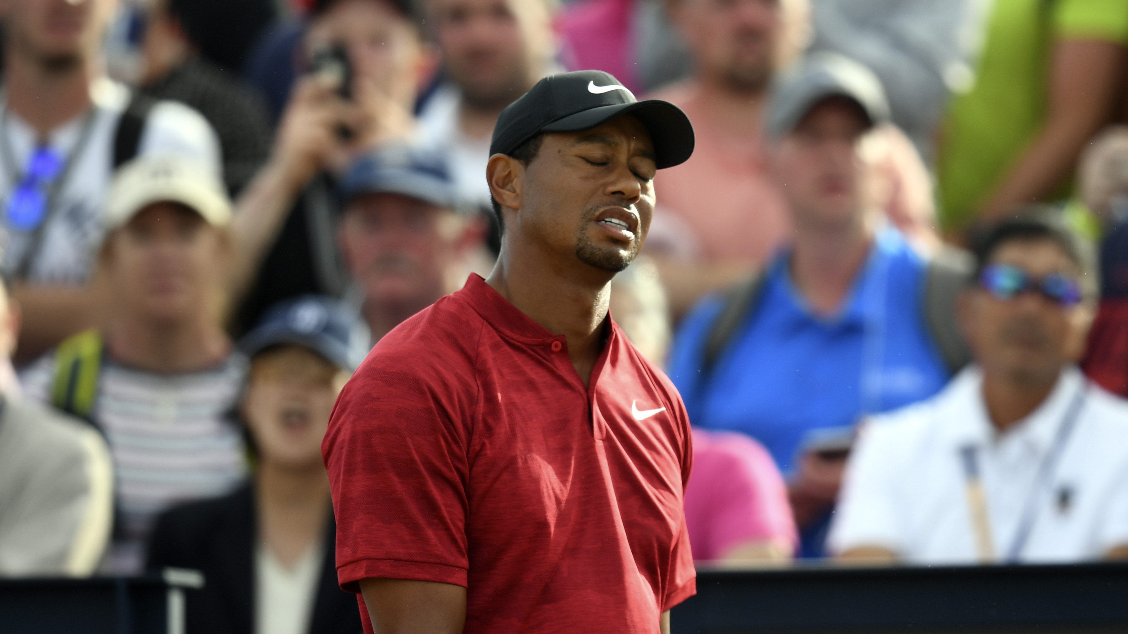 spectator captures video getting hit by tiger shot