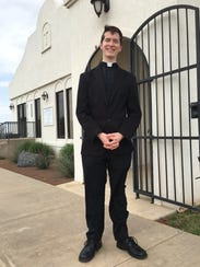 Father Peter Kavanaugh is the priest at St. Benedict