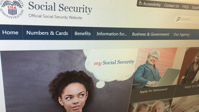 The Social Security Administration web site is at www.ssa.gov.