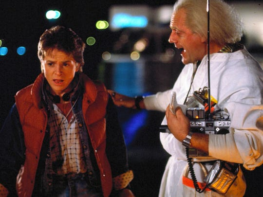 """""""Back to the Future"""" comes to the Pullo Center Jan. 26."""