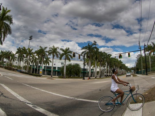 City of Palms Park falls inside the Fort Myers district