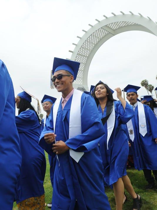 Channel Islands Graduation 6