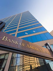 Bank of America Plaza at 414 Union St.