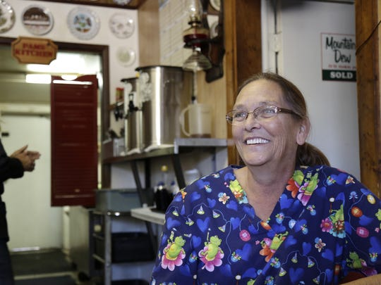 Pam Buchanan, owner of Kendall's Kitchen on Blountstown Highway voted for Donald Trump in November. That vote was the first one she had cast in her 56 years.